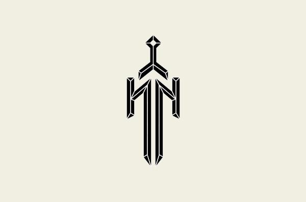 49款国外创意简洁风格的符号标识设计欣赏