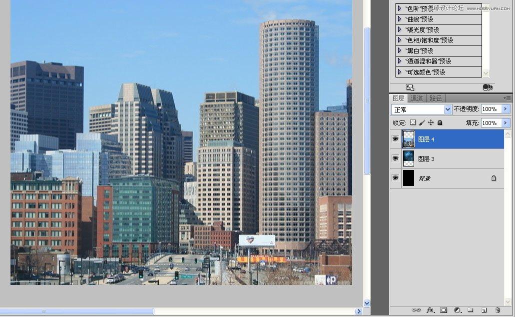 Photoshop設計我機器人經典電影海報教程