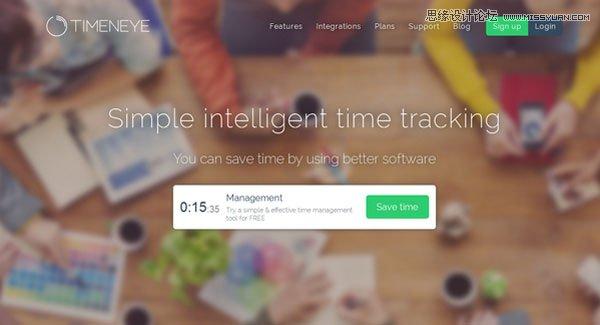 Startup Framework搞定的优秀网页设计欣赏,PS教程,思缘教程网