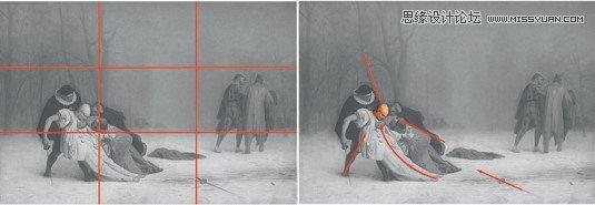 12個來自藝術的終極構圖小竅門分析