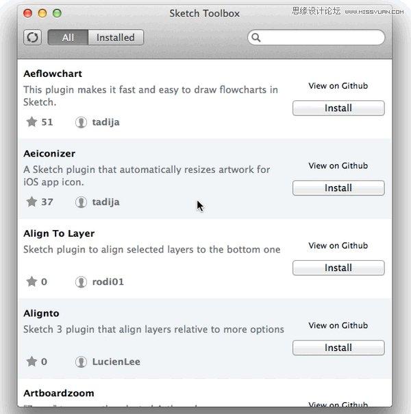 讓你設計效率疾速提升的免費Sketch插件