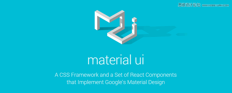 9個目前流行的Material Design前端框架