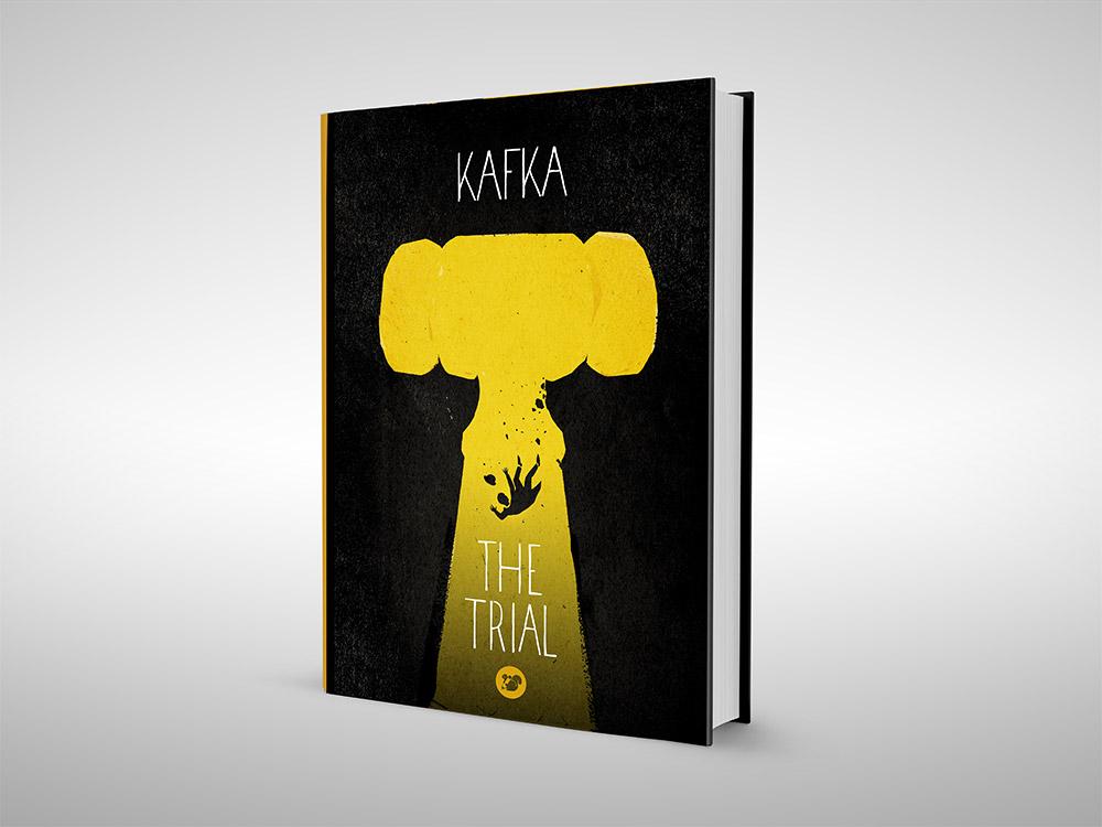 精选国外创意海报和图书封面插画设计欣赏
