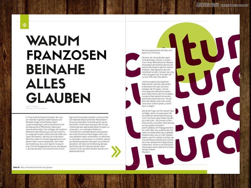 10條設計中字體搭配的黃金規則