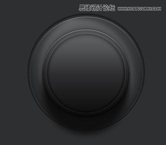 Photoshop繪製質感的播放器音量開關