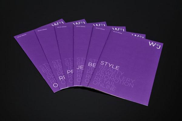 本组作品精选15款欧美时尚漂亮的宣传单设计欣赏,整组的设