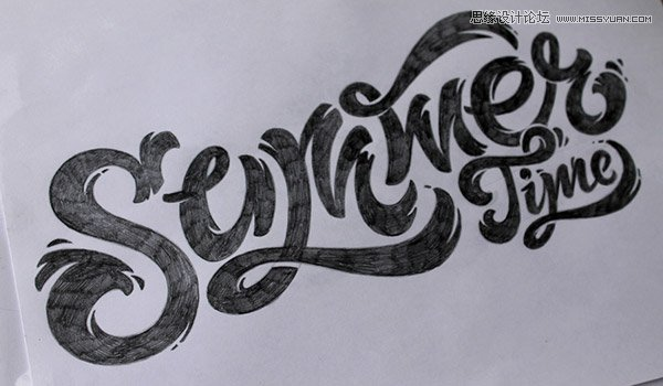 絕對驚艷的字體和字型的設計案例分享