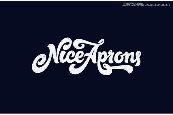 绝对惊艳的字体和字型的设计案例分享