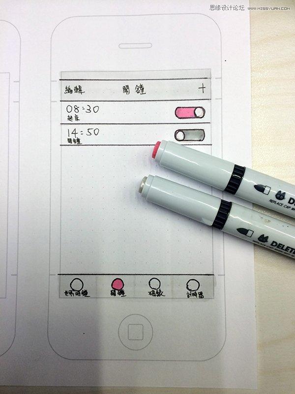 詳細解析線框稿和視覺稿與原型的區別