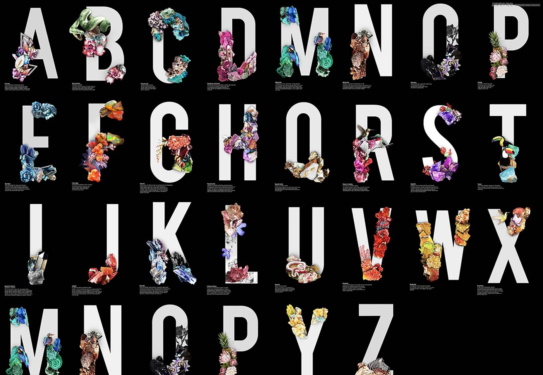 100個最適合設計LOGO的字體分享