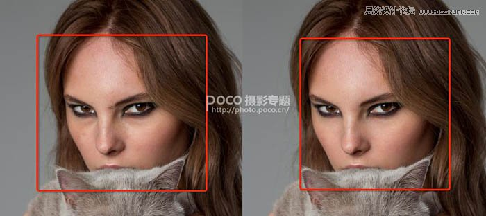photoshop给高清人像照片后期精修磨皮