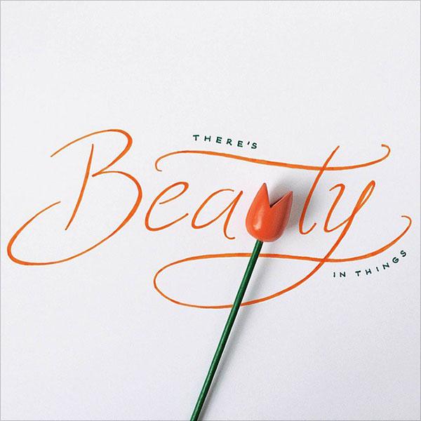 50款国外优秀的海报英文字体设计欣赏