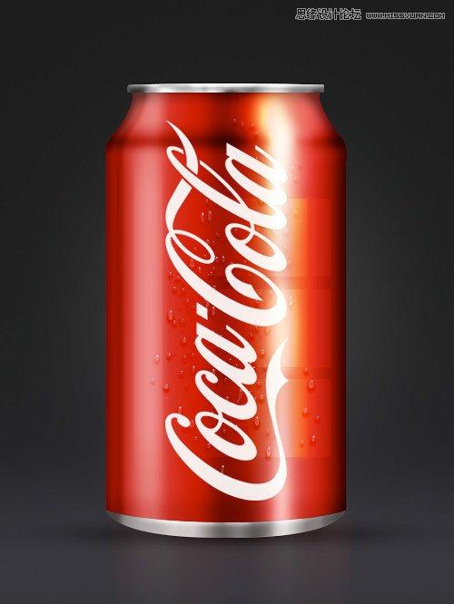 夏天来了,给自己一瓶冰镇过的可乐,清凉一下吧.