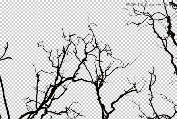 简单手绘房屋,树图