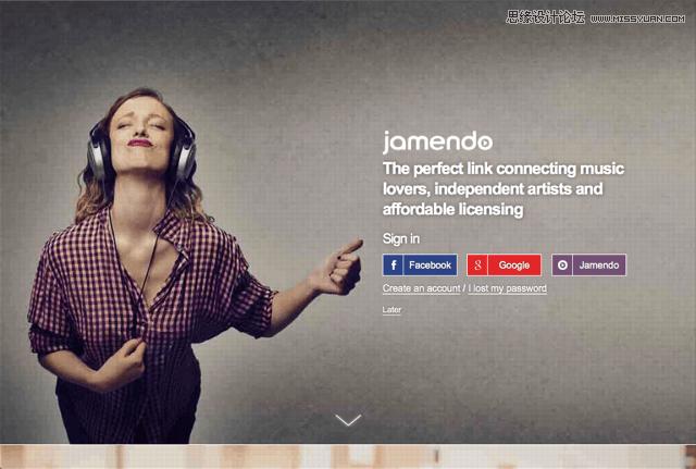20個國外高品質音樂素材資源網站分享