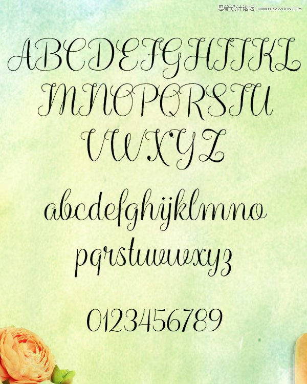 精選國外特有范兒的英文字體打包下載