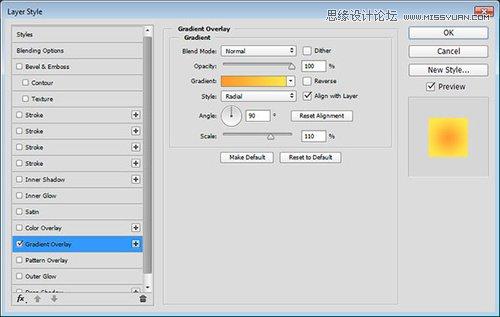 Photoshop制作亡灵节万寿菊艺术字特效教程
