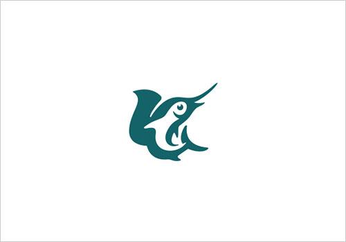 间动物logo设计
