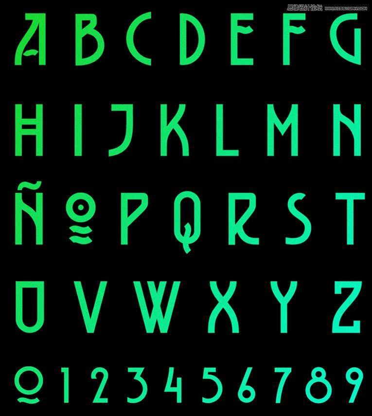 2016年最新的高質量的英文字體免費下載