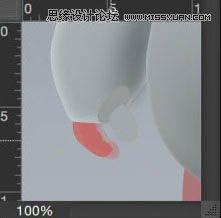 Photoshop繪製立體萌呆的電影人物大白