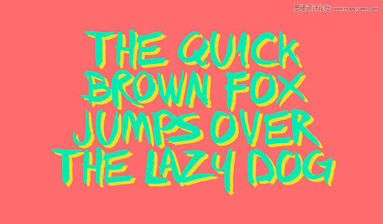 设计师们通常都有一个癖好,那就是对自己字体库里面的字体数量永远不会嫌多的,如果你想在设计工作中增加一些闪光点,那么手写字体将是一个不错的选择。适当的和深思熟虑的使用空白,手绘字体可以给你的设计添加一些优雅的风格。 在这篇文章里,我们收集了20多款我们最爱的手写字体。我们肯定你会喜欢他们,所有这些字体都是免费的,但是在使用前请仔细检查许可,许可在不时地变化。 下载链接: