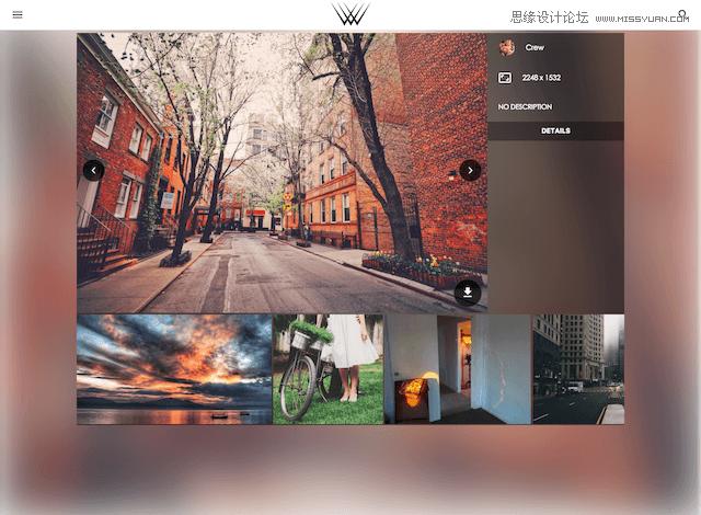 超實用的網頁標準配色和大圖素材站分享