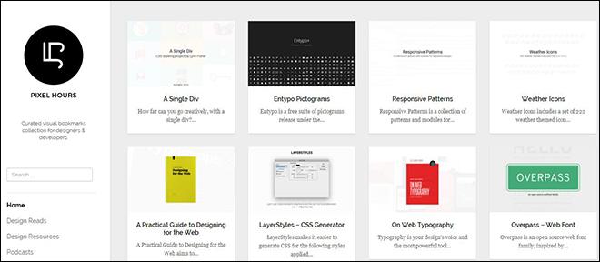 10個幫你獲取國外每日最新設計資訊的網站