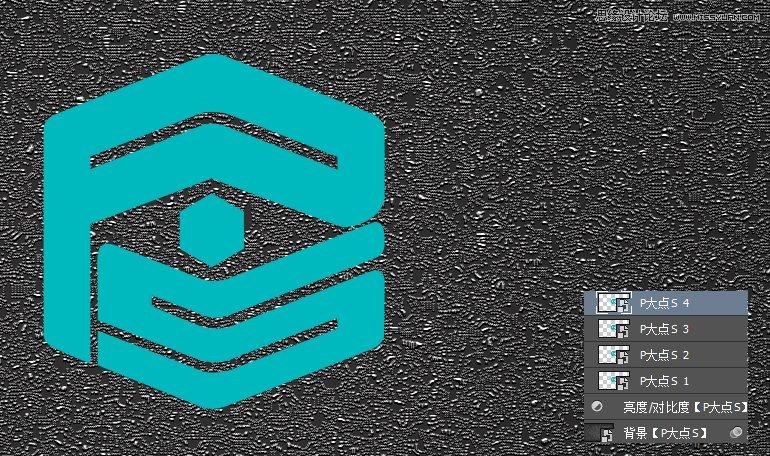 本教程主要使用Photoshop设计马赛克纹理的立体LOGO模板,操作很简单,依靠智能对象与图层样式来实现的,有喜欢的朋友可以自己跟着教程来学习,源文件也打包完毕,新手来练一个吧。 来源:pdadians 作者:PS大点 教程源文件下载: