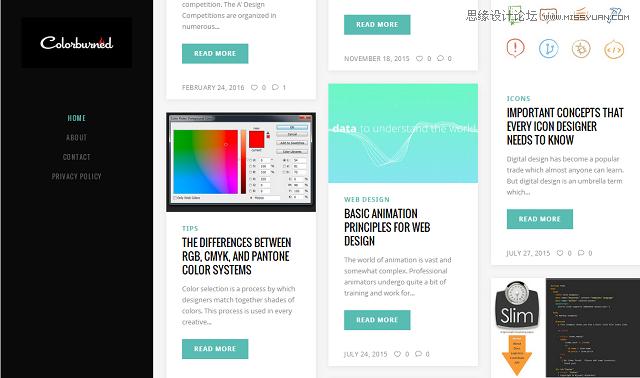 11個國外人氣超高的設計素材匯總網站