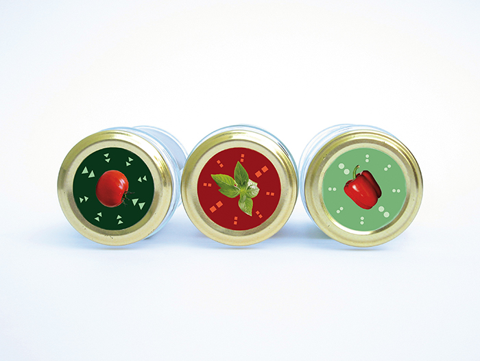 ABPesto果醬產品優秀包裝設計欣賞