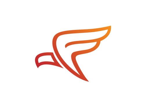 38款线条艺术风格企业logo设计欣赏