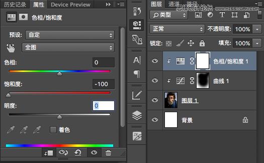 Photoshop合成創意風格的雙重曝光效果