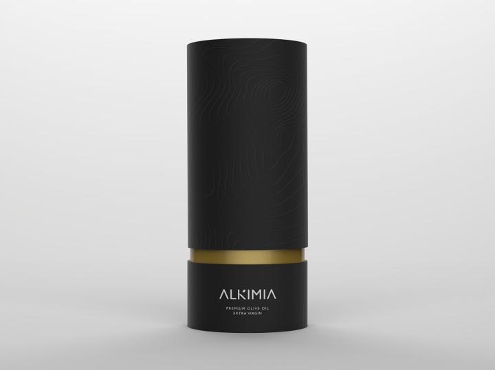 優秀的Alkimia橄欖油包裝設計欣賞