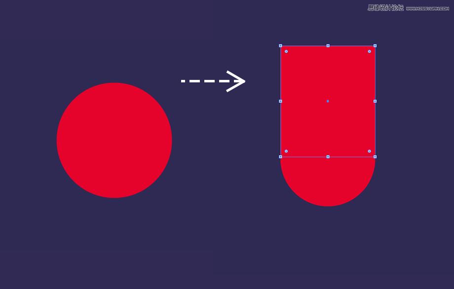 Illustrator绘制创意的太空流星插画效果,PS教程,思缘教程网