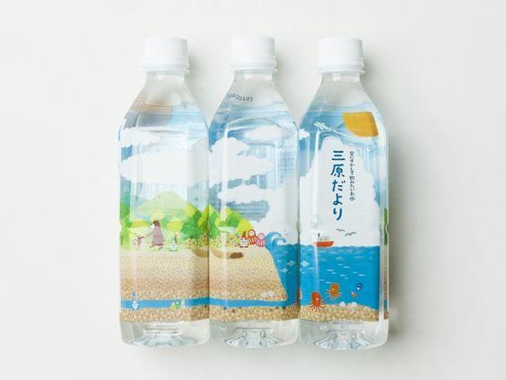 50款日本精致的饮料饮品包装设计欣赏