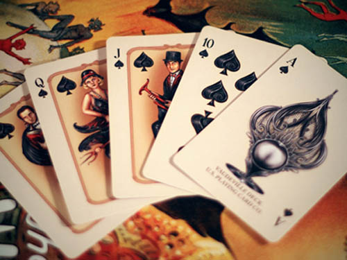 精選國外創意獨特的撲克牌設計欣賞