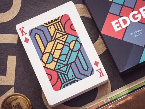 50款创意独特的扑克牌卡品设计欣赏