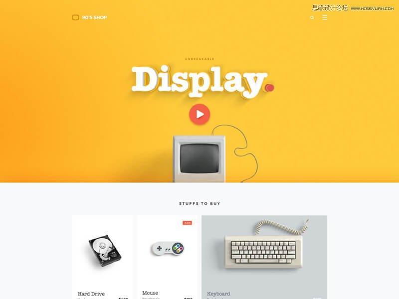 12個字體運用技巧提高設計作品層次感