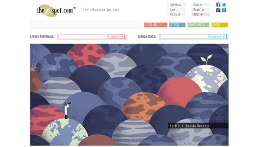 15個優質實用的插畫素材下載站分享