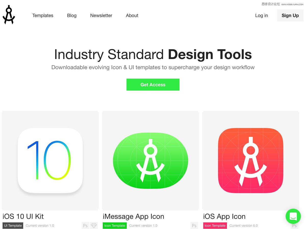 國外最新的設計圈實用設計乾貨資源分享
