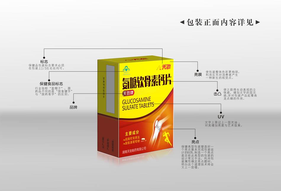 詳解如何輕鬆解決保健品包裝設計