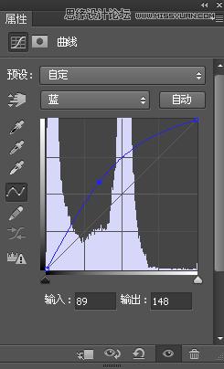 Photoshop实例解析曲线工具的使用技巧,PS教程,思缘教程网