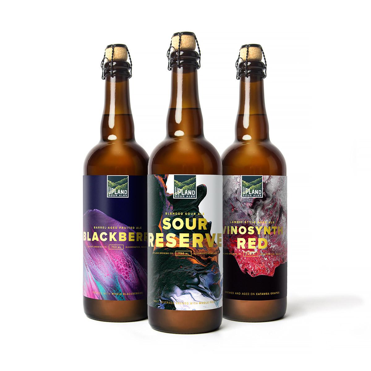 13张国外创意的啤酒品牌包装设计欣赏