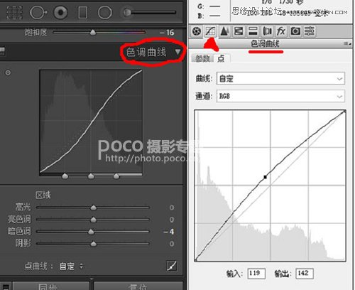 Photoshop详细解析曲线工具的使用原理,PS教程,思缘教程网