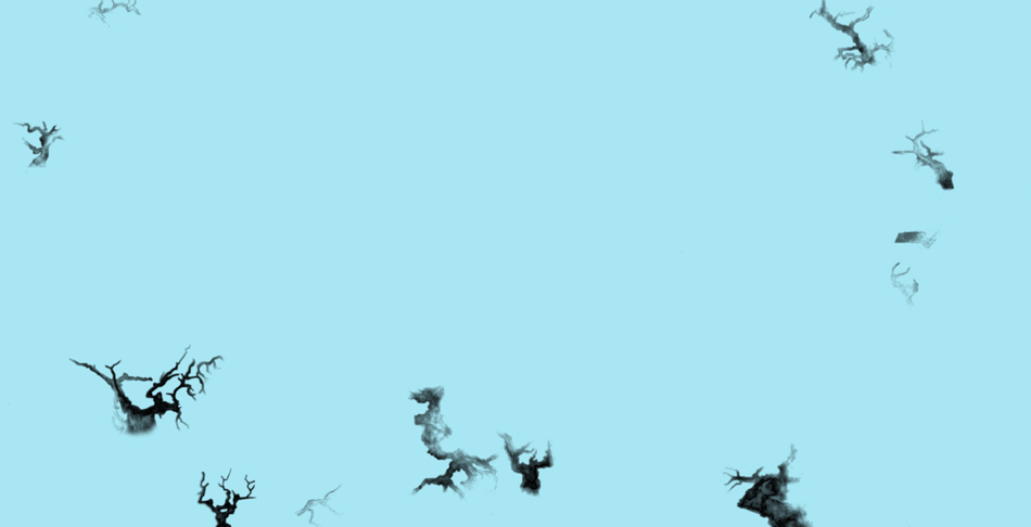 Photoshop绘制漫天大雪下的中国风梅花图,PS教程,思缘教程网