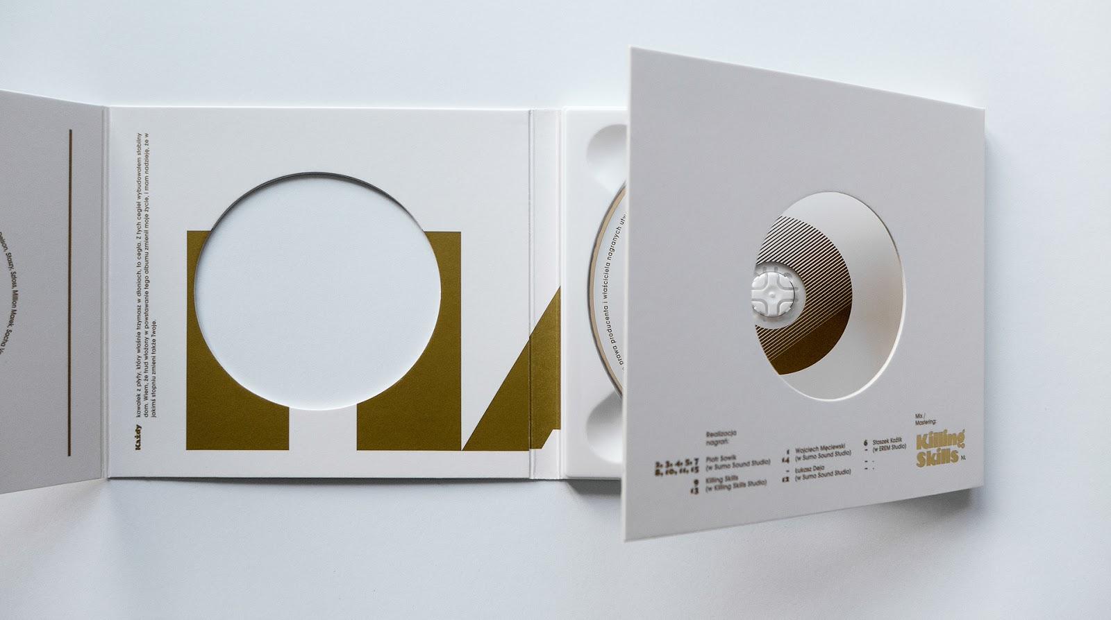 18张hades创意风格的cd包装设计欣赏