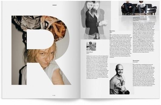 50张国外创意独特的画册排版设计欣赏图片
