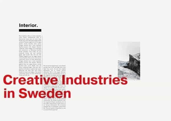 50张国外创意独特的画册排版设计欣赏