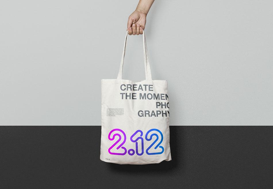 Two12摄影工作室品牌视觉设计欣赏,PS教程,思缘教程网