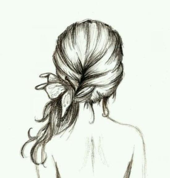 詳細解析CG繪畫中如何繪製美女頭髮